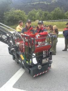 Feuerwehrjugend Telfs 2015